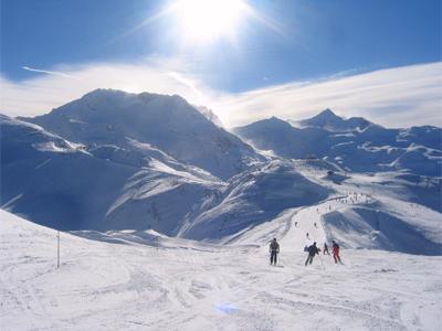 Esquiar en Val Thorens