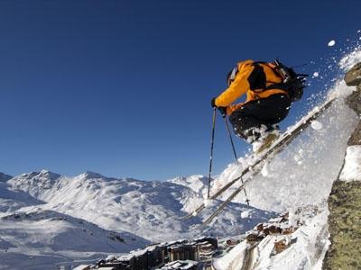 Esquiar en Val Risoul